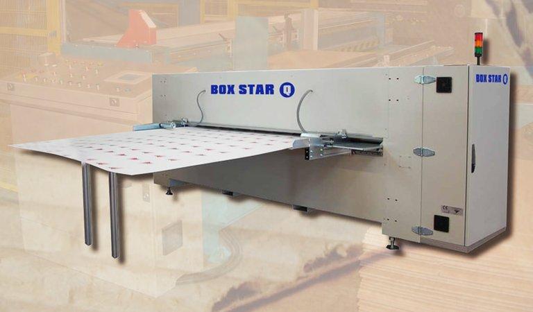 Bimac Box Star Q 2800 Semi-Automatic